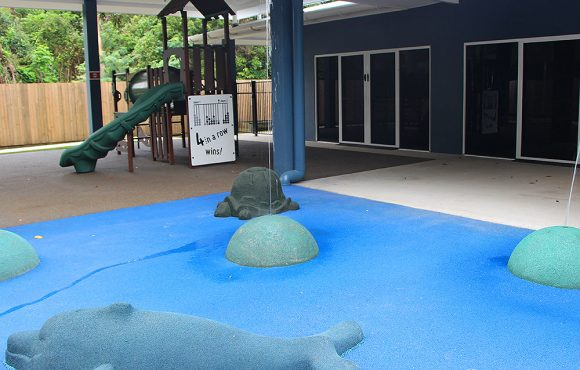 Cairns Day Care Centre Playground & Wet Play Area