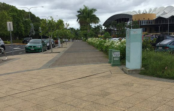 Cairns Convention Centre Streetscape Paving